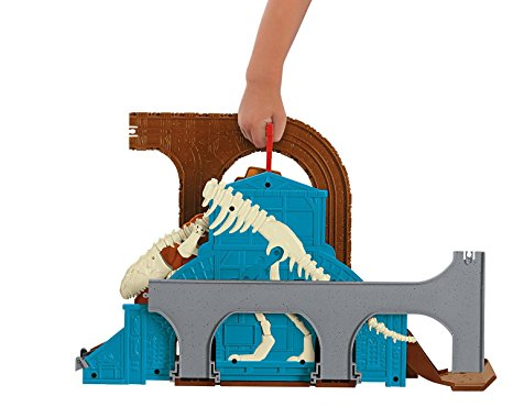 Thomas & Friends Take-n-Play Roaring Dino Run   The Discount Toy Shop Ltd
