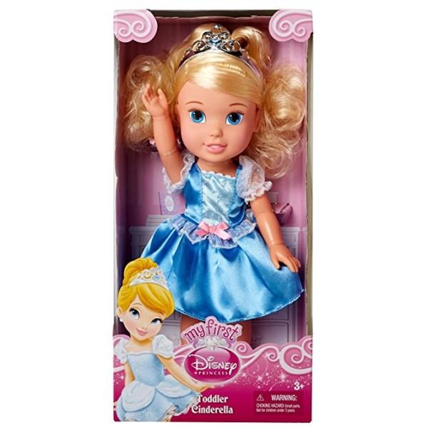 Disney Princess Cinderella Singing Doll And Costume Set: My First Disney Princess Toddler Doll Cinderella
