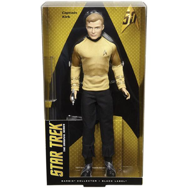 Captain Kirk - Discount Toys