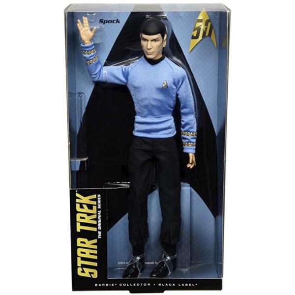 Spock Barbie